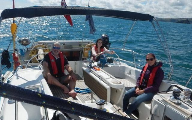 False Bay School of Yachting - Day Skipper Course